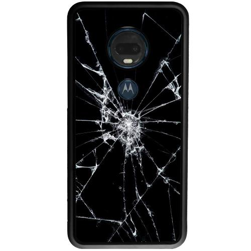 Motorola Moto G7 Plus Mobilskal Crushed Hope