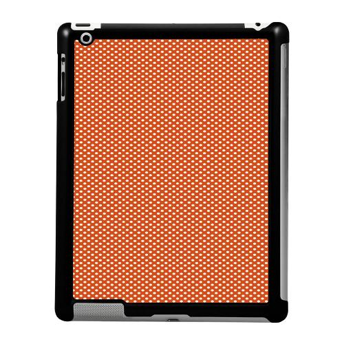 Apple iPad 2/3/4 Skal Orange Droplets