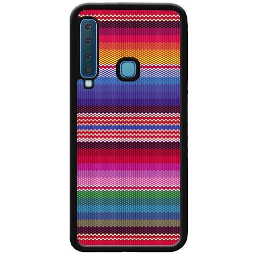 Samsung Galaxy A9 (2018) Mobilskal Vivid Tapestry