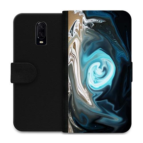 OnePlus 6T Plånboksfodral Twisted Reality