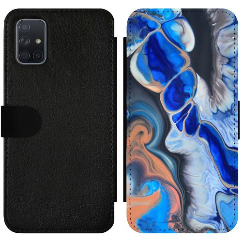 Samsung Galaxy A71 Wallet Slimcase Pure Bliss