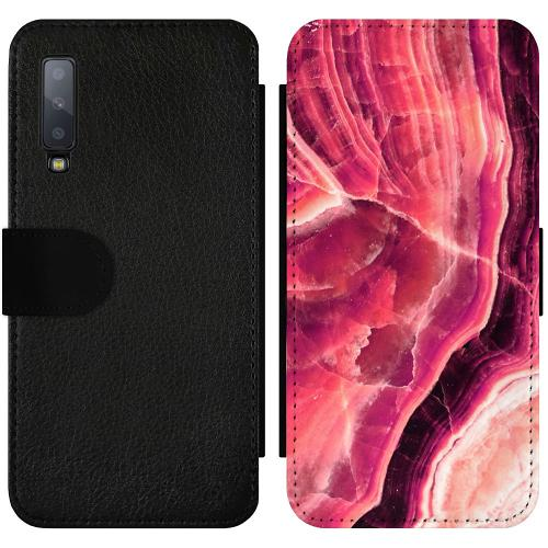 Samsung Galaxy A7 (2018) Wallet Slimcase Metamorphic Ruby