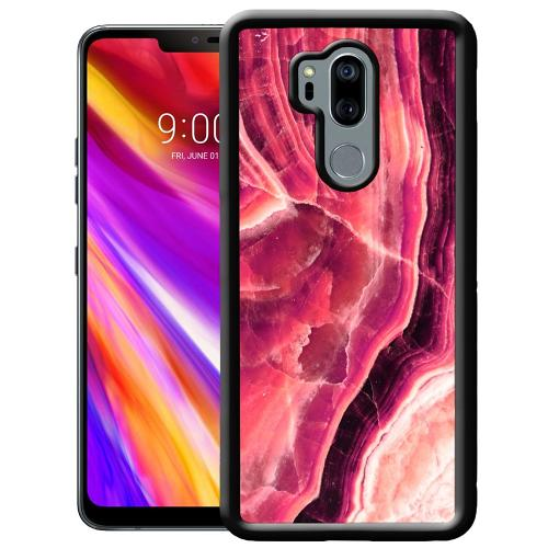 LG G7 ThinQ Mobilskal Metamorphic Ruby