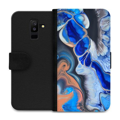Samsung Galaxy A6 Plus (2018) Plånboksfodral Pure Bliss