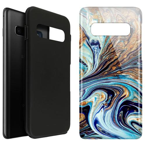 Samsung Galaxy S10 Plus LUX Duo Case Timeslip