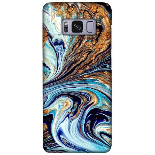 Samsung Galaxy S8 LUX Mobilskal (Matt) Timeslip