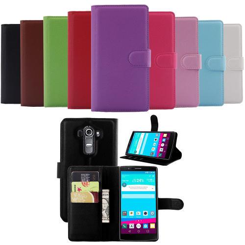 LG G4 Plånboksfodral