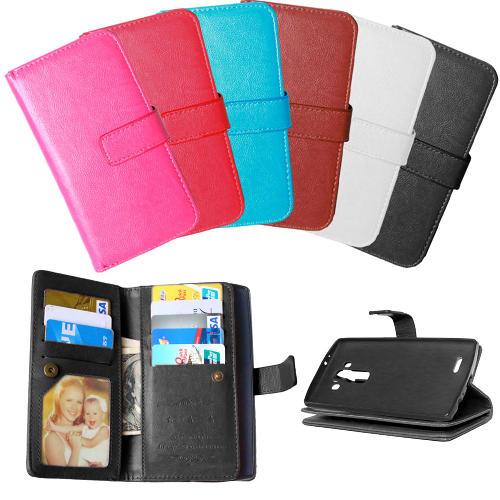 LG G4 Plånboksfodral 9 fack