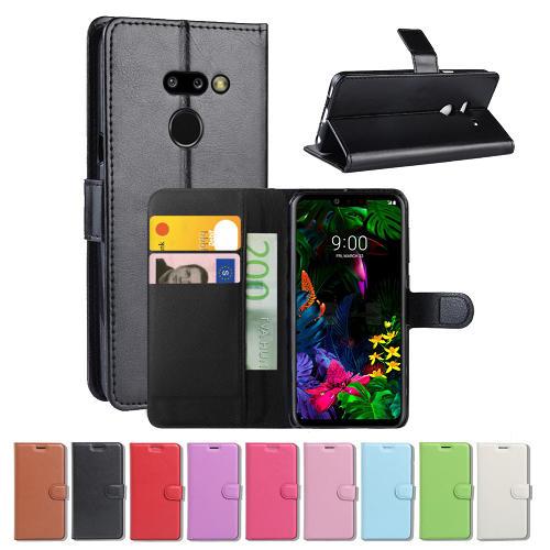 LG LG G8 Thinq Plånboksfodral