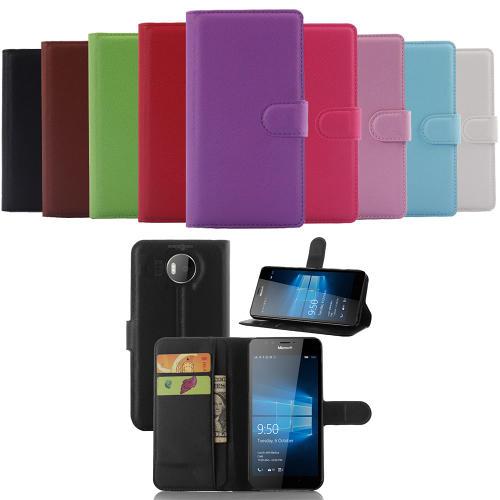 Microsoft Lumia 950XL Plånboksfodral