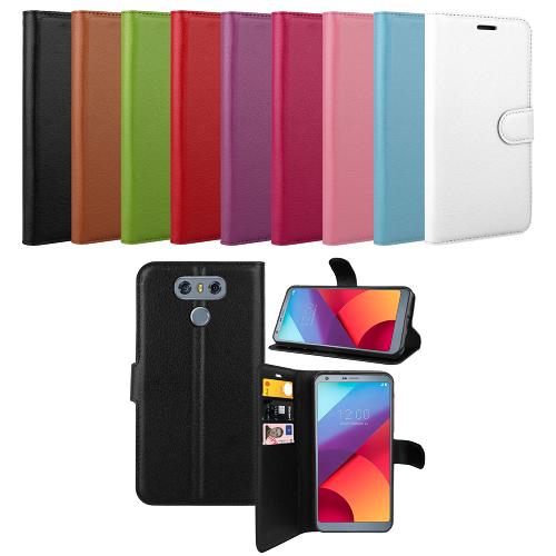 LG G6 Plånboksfodral