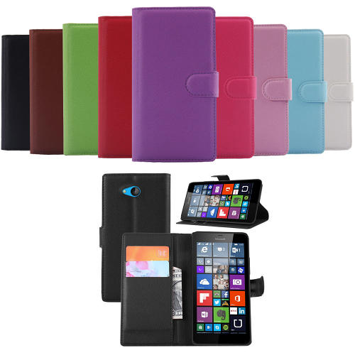 Microsoft Lumia 640 Plånboksfodral