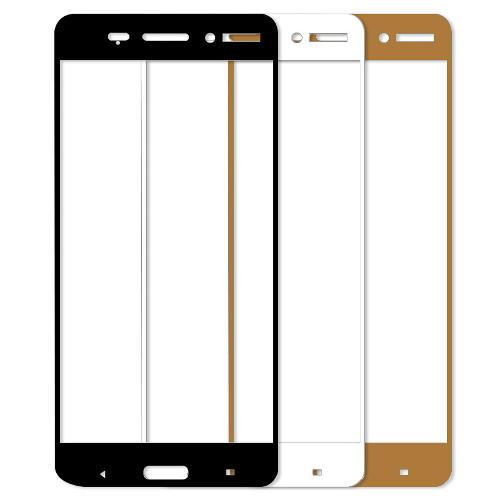 Nokia 6 Heltäckande 3D Skärmskydd Glas