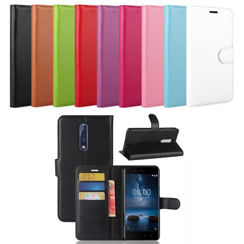 Nokia 7 Plånboksfodral