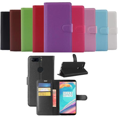 OnePlus 5T Plånboksfodral