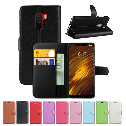 Xiaomi Pocophone F1 Plånboksfodral