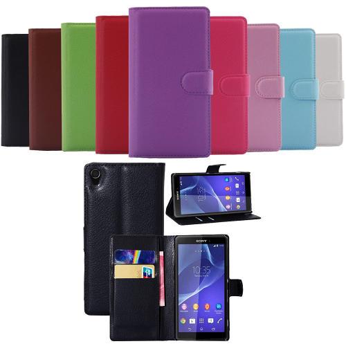 Sony Xperia Z1 Plånboksfodral