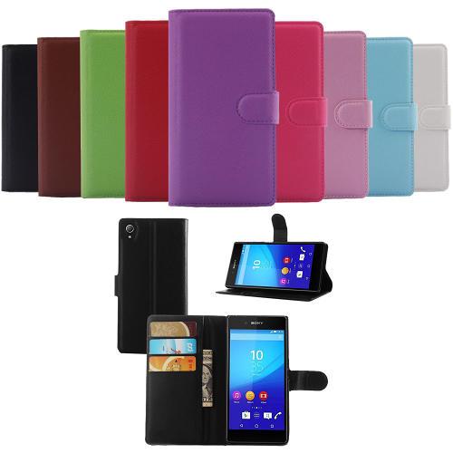 Sony Xperia Z5 Premium Plånboksfodral