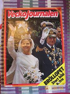 480. Veckojournalen, veckotidning. Nr: 26 den 22 juni 1976. Pris: 3,75:-. Fotonr: 100_7560