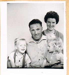 Mor Iris, Far Erik, Sivert och jag 001