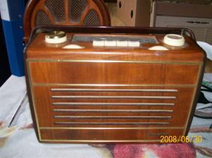 047. MONARK, transistor. Typ: Samarkand. Nr: 16880. Fotonr: 100_1122
