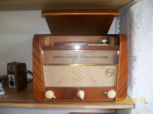 567. Philips, radiogrammofon. Typ: HS 528 A. Nr: 29906//29512. FotoNr: 100_9312