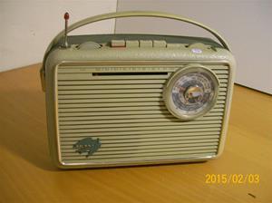 906. Såld. Skantic, transistorradio. Typ: ? Nr: Chassi 6218. Fotonr: 101_0709