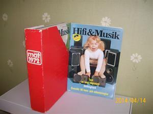 851. HiFi & Musik, tidningar. Från nummer 10-11 1976 pris 8,90:-. Till nummer 9 1979 pris 11,75. Fotonr: 101_0600