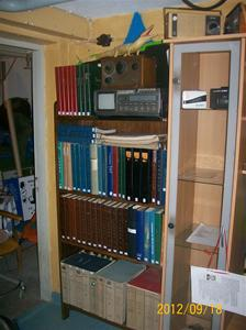 Service och reparations böcker.100_9706