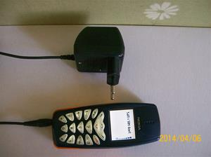 841. Nokia mobiltelefon, typ: 3510i (RH-9). Inklusive laddare. Tillverkningsland: Ungern. Fotonr: 101_0584