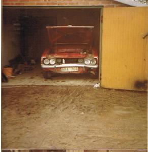 Min första lagliga bil Rekord 67