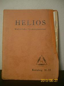 774. Såld. Helios, elektriska värmeapparater. Katalog H-35. År: 1935. 101_0440