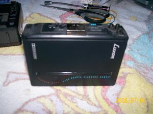 150. Luxor Freestyle. Typ: Stereocassetteplayer 9813 Autoreverse. Nummer: EO-039457. Fotonr: 100_1281. Inlagt på webben 2014-06-06.