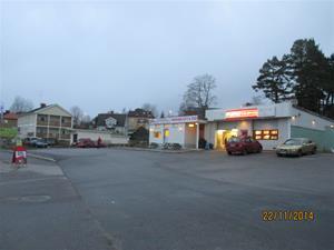 Shell Bergslagsvägen Finspång. IMG_0653