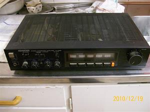 464. Kenwood, stereo Integrated Amplifier. Typ: KA-52B. Nr: 53K70481. Fotonr: 100_7407