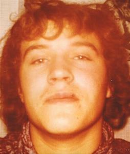 Jag i närbild. Troligen 1976