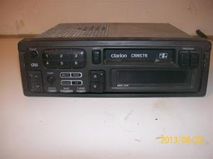 743. Clarion CRM 57 R. Bilstereo, cassette. Nr: PE-9809A. 101_0382