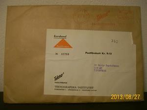 772. Radioteknikerns Handbok, TV-teknik. Supplement år 1965. Pris: 9,15:-. Förf: James Hellström Civilingenjör. Innehåll se pärm. 101_0436
