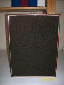 558. Philips, högtalare. Typ: 66 RH 401. Nr: 20354. Fotonr: 100_8260