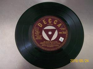 361. The Glenn Miller Story. Typ: Jazz, EP-skiva. Nr: BME 9002. Fotonr: 100_5743