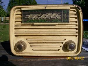 418. Luxor//Radio, rörmottagare. Typ: Colibri. Nr: 428971. Fotonr: 100_5889
