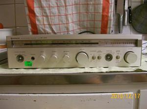 442. Hitachi, AM-FM Stereoreceiver. Typ: SR 4010. Nr: 0013????. Fotonr: 100_7349