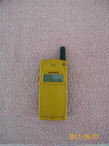 534. Ericsson, mobiltelefon. Typ: T10 S. Nr: A51035A31D. Fotonr: 100_8172