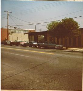 Ett foto från min USA-resa 1977