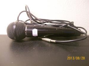 815. Luxor, mikrofon, LE-140 Electret condenser mic 600 Ohm. 101_0525