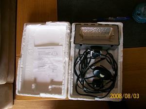 229. Kobold, filmstrålkastare. Typ: Kobold 1000, halogen. Fotonr: 100_1802.