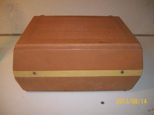 699. Skantic MP 404 S Serie 2. Numer 057947. Rullbandspelare. 101_0297101_0298.