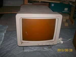 811. Ericsson Stock unit. Nr: E 27410 0001. Alfaskop, Datasaab, Displaystation 7050. Dator/skärm. 101_0508