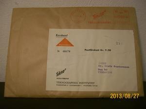 773.  Radioteknikerns Handbok, FM-Teknik. Supplement 1964-65. År: 1964. Postförsk: 7,20:-, porto 0,80:-. Förf. Rolf Grytberg Ingenjör. 101_0438