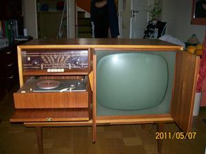 541. Dux, radio-TV-grammofon. Typ: V 5399. Nr: 224124. Fotonr: 100_8182